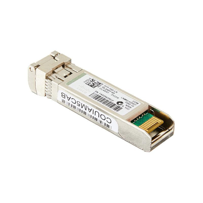 GBIC 10G SFP+ 1310NM LC LR SM - PART NUMBER CISCO: SFP-10G-LR