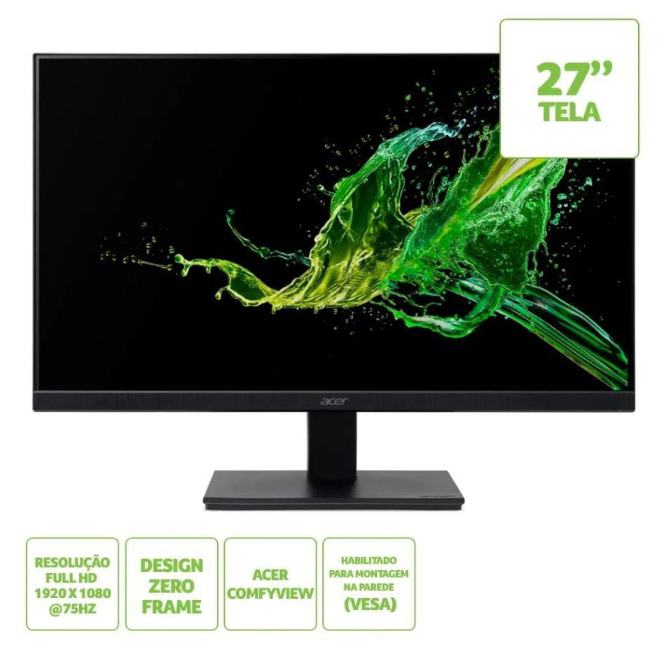 Monitor Gamer Acer LED 27