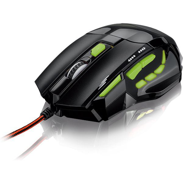 Mouse Gamer MO208 Firemouse Multilaser