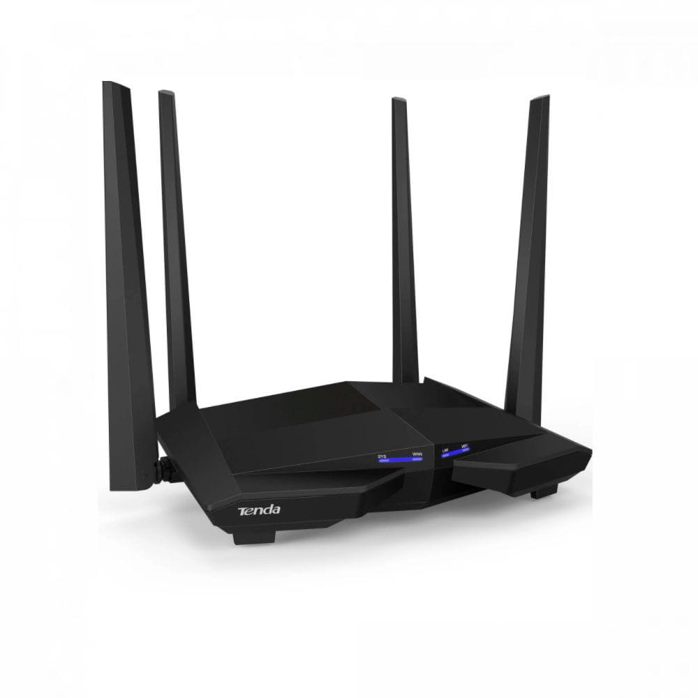 Roteador Wireless Tenda Gigabit Dual 1200Mpbs AC10 - 69238