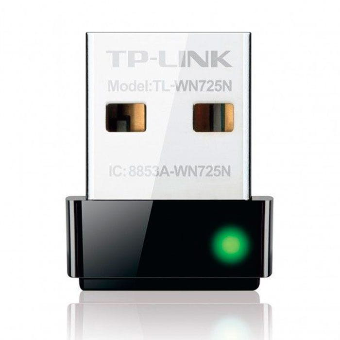 Adaptador USB TP-Link Wireless Nano N 150Mpbs - TL-WN725N