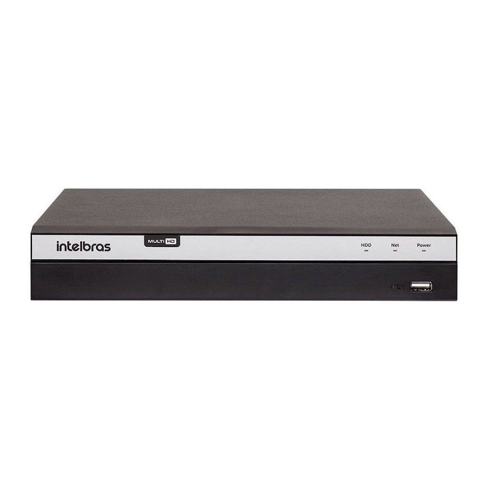 DVR Intelbras Multi HD MHDX 3104 com HD 1TB