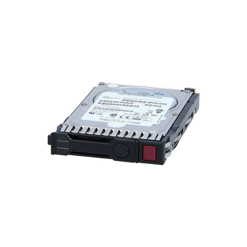 HDD 600GB 10K SAS SFF 6GBPS - PART NUMBER HPE: 652583-B21