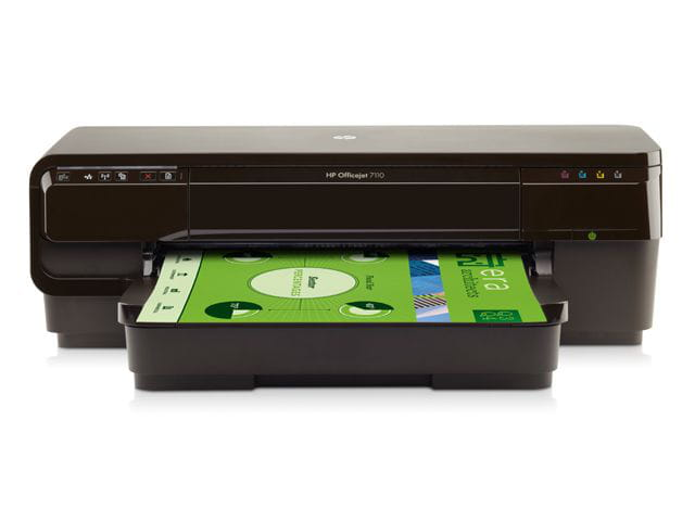 Impressora HP Officejet OJ 7110 Wide Format E-printer A3 - CR768A#AC4