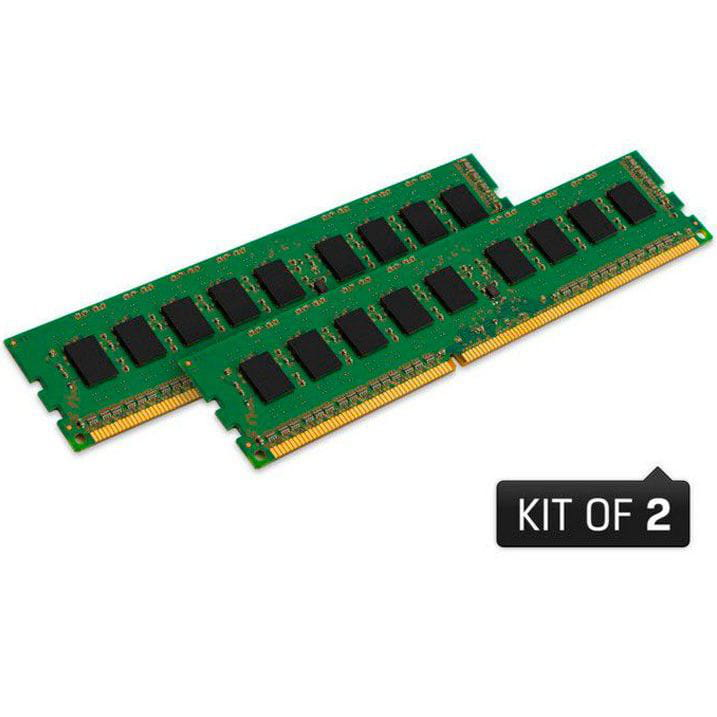 Memoria DDR3 16GB (2x8GB) 1600MHz Kingston Low Voltage Udimm Cl11 - KVR16LN11k2/16