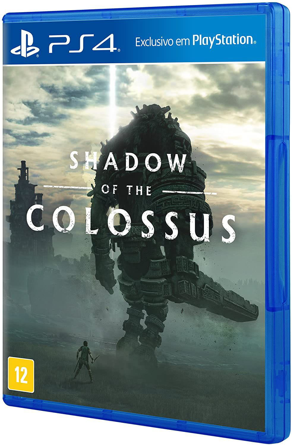 Jogo Shadow of the Colossus - PS4