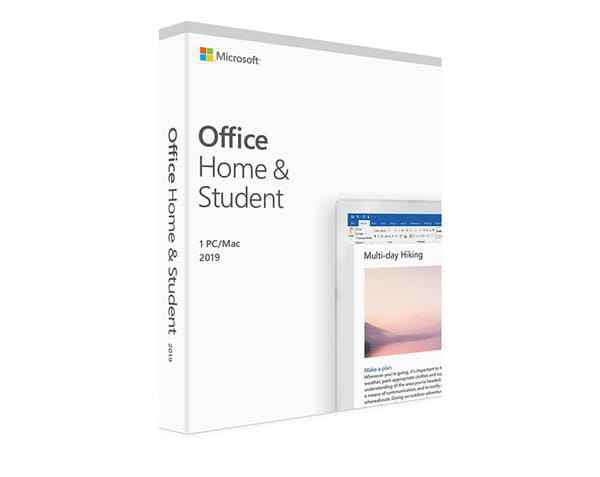 Pacote office home student 2019 32/64 bits brazilian fpp - 79g-05092