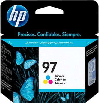 Cartucho de tinta color HP 97 (C9363WB)