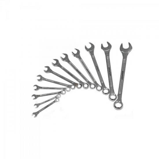 Kit Chave Combinada com 12 Chaves de 6 a 22mm BRASFORT