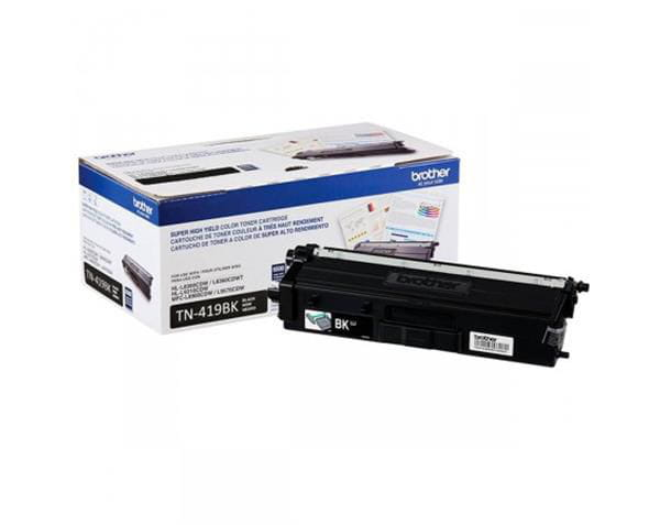 Toner brother tn419bkbr preto (8360 - 8610 - 8900 - 8570) - tn419bkbr