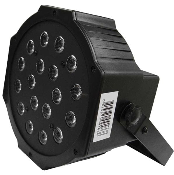 Par Led Octopus 18 Leds Bivolt Pls