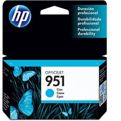 CARTUCHO HP 950 CIANO 8ML - CN050AB