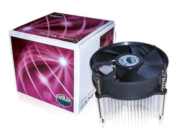 Cooler Cpu Desktop Servidor Cooler Master Cp8-9hdsb-pl-gp Intel 130w Lga2011 Box