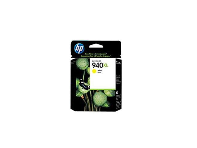 Cartucho de tinta officejet hp suprimentos c4909ab hp 940xl amarelo 19,5ml