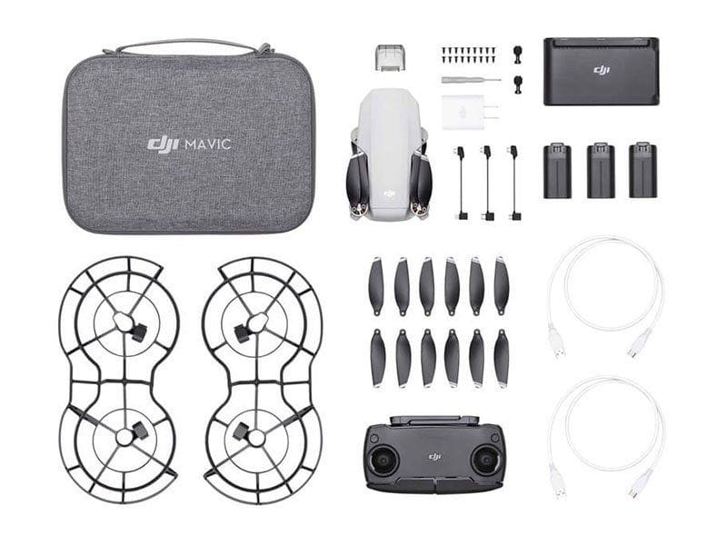 Drone Dji Cp.ma.00000131.01 Mavic Mini Fly More Combo