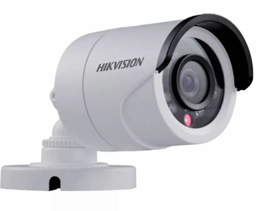 Camera Bullet Turbo Hd 1080p 2mp Ir 20 Mts Ip66 2.8mm Ds-2ce16d0t-ir Hikvision