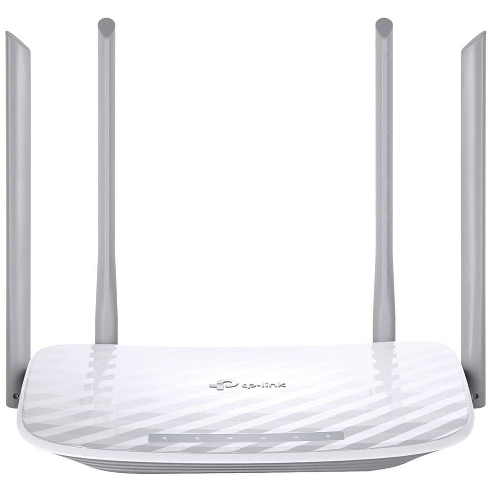 Roteador Wireless TP-LINK Dual Band 2.4/5GHZ 4 Antenas C50 - AC1200 ARCHER