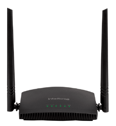 ROTEADOR WIRELESS INTELBRAS RF301K 300MPBS CUSTOM