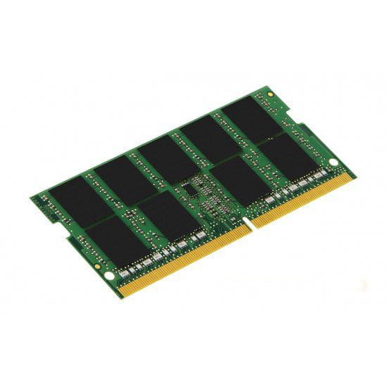 Memoria notebook ddr4 kingston kvr24s17s6/4 4gb 2400mhz non-ecc cl17 sodimm 1rx16