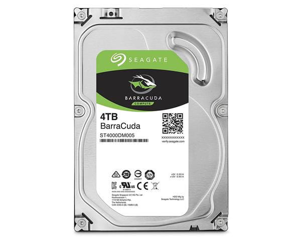 Hdd p/ desktop seagate barracuda 4 tb - st4000dm005