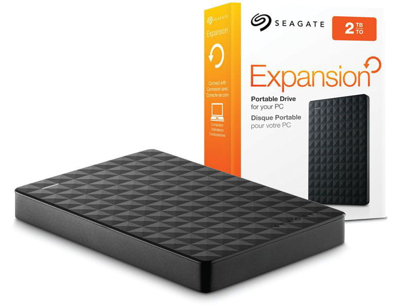 HD Externo 2TB Seagate Expasion 2,5