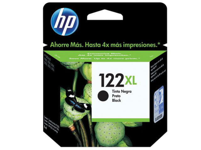 Cartucho HP 122Xl Preto 8,5ml - CH563HB