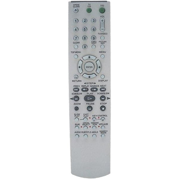 Controle Dvd Sony Rcp-1051