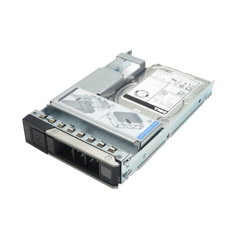 HDD 2,4TB 10K SAS LFF HYB 12GBPS - PART NUMBER DELL: T93C2
