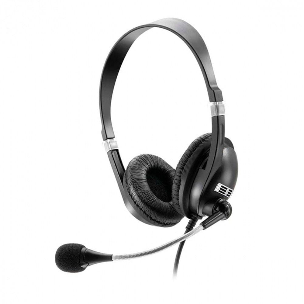 Headset Multilaser Premium Acoustic P2 Preto - PH041