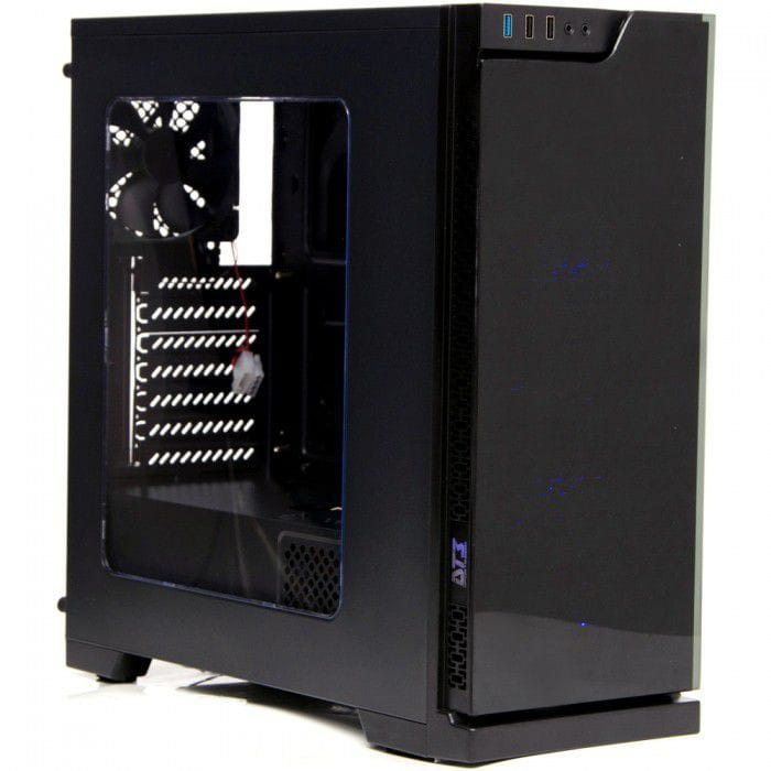 Gabinete DT3 Sports Edge frontal Vidro temperado USB3.0 - 10378-9