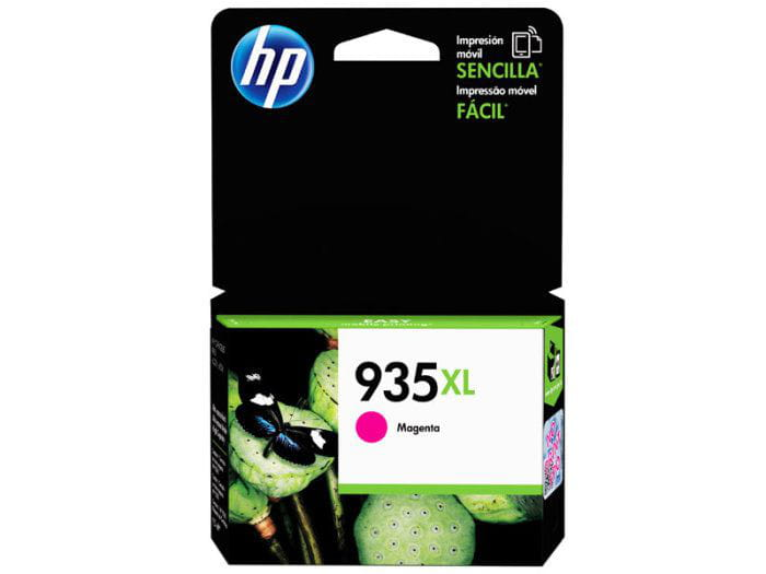 Cartucho de Tinta Officejet HP Suprimentos 935XL Magenta 9,5Ml - C2P25AB