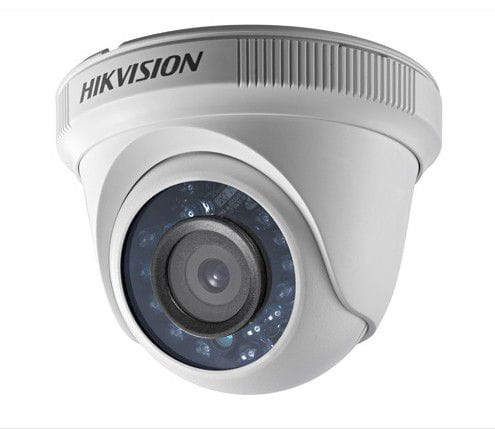 Camera Dome 4x1 1mp 20 Mts Indoor 2.8mm Ds-2ce56c0t-irpf Plastico Hikvision