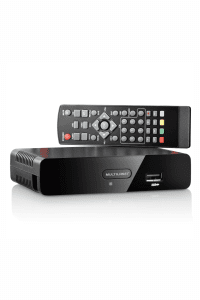 Conversor De Tv Digital Multilaser Re207