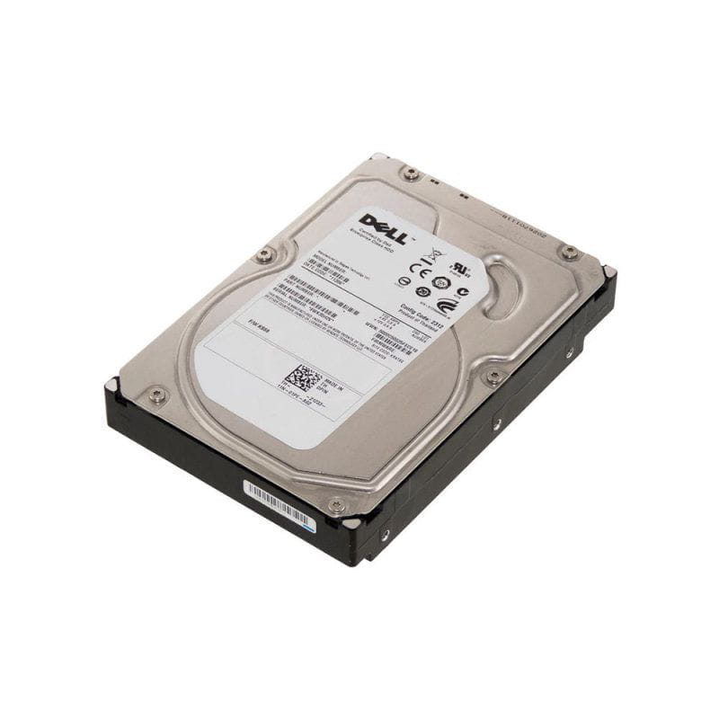 HDD 2TB 7,2K SATA LFF CABL 6GBPS - PART NUMBER DELL: 1GH8F