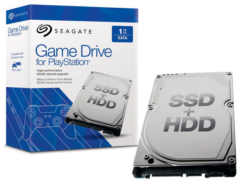Hdd 2,5 notebook seagate stbd1000101 sshd game drive playsation 3 e 4 com 1tera + 8gb ssd 64mb cache