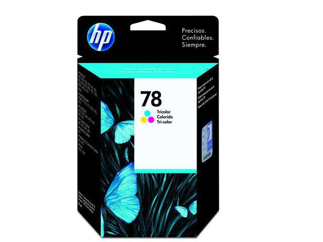 Cartucho HP 78 Tricolor 19ml - C6578DL