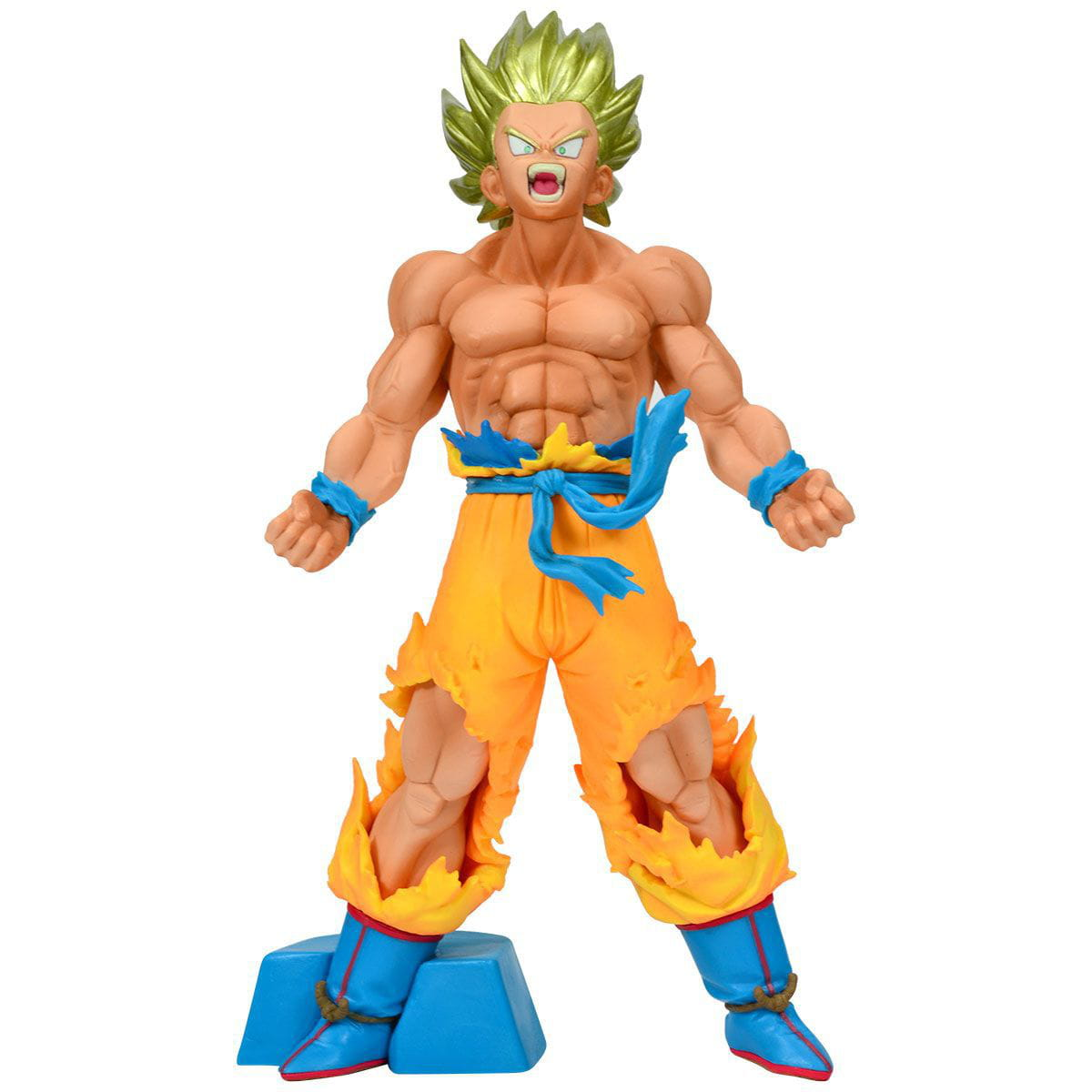 Action Figure Son Goku Dragon Ball Z Blood Of Sayajins - 28023