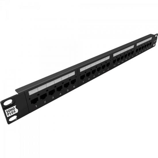 Patch Panel CAT.6 T568A/B 24P FURUKAWA SOHOPLUS