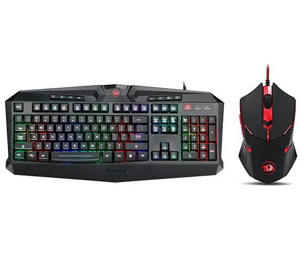 Kit teclado/mouse Redragon S101-1