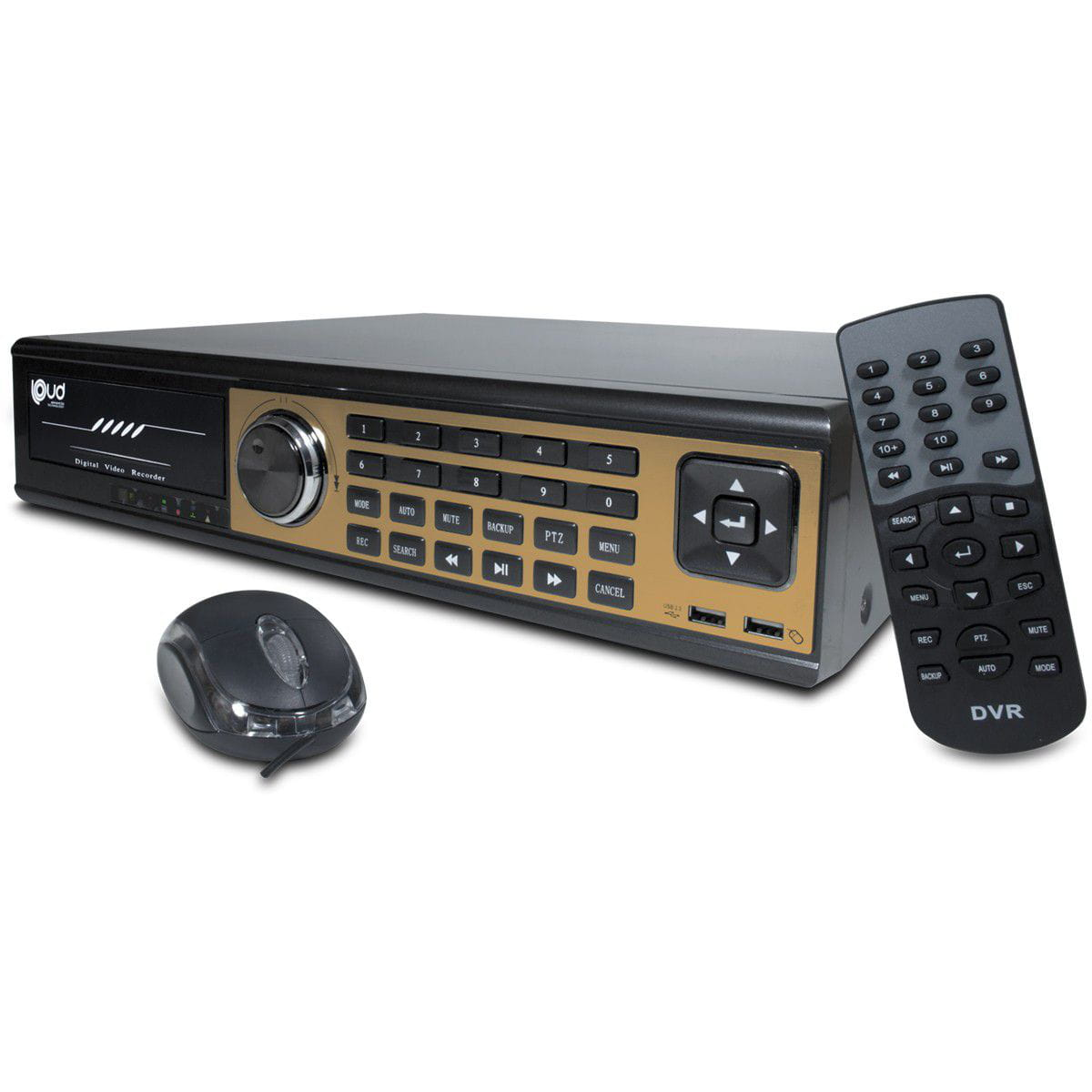 Dvr Stand Alone 24 Canais Ld2430 Loud