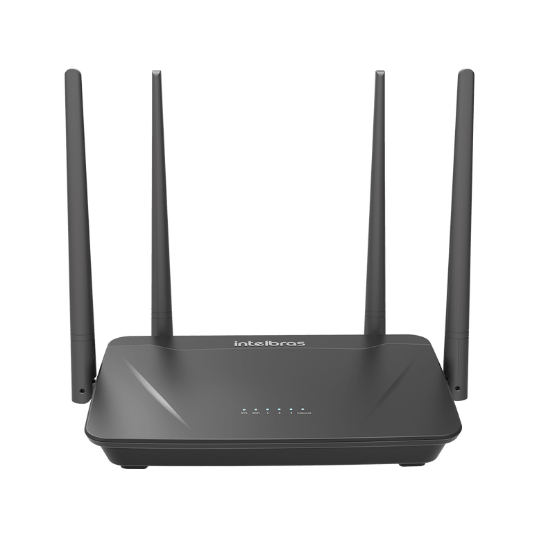 ROTEADOR WIRELESS ACTION RF 1200 - FAST