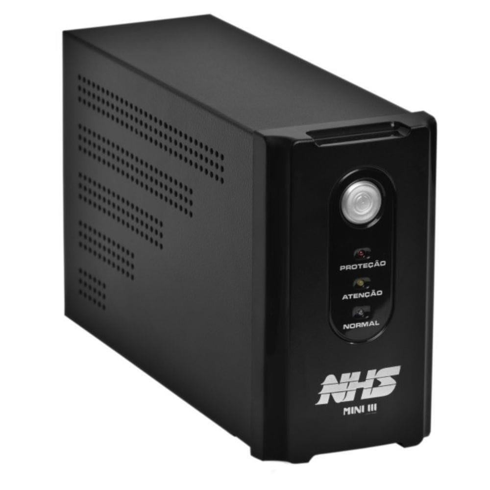 NOBREAK 600VA NHS MINI III 127V