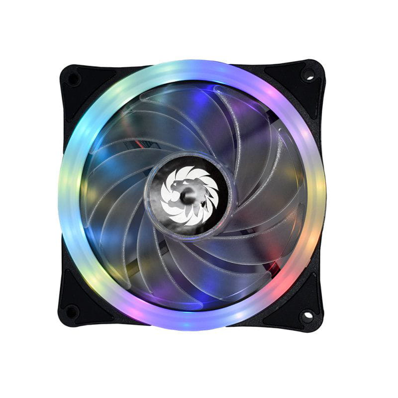 Cooler Gamemax Rf12-x 21 Leds 12cm Rgb Ring