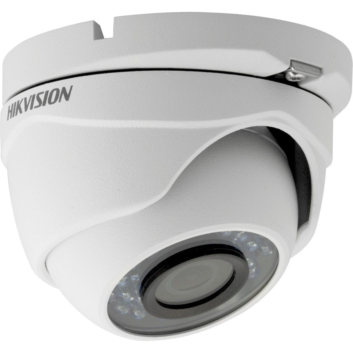 Câmera Dome Turbo HD 1080p 2MP IR 20 Metros IP66 2.8mm NAC-DS-2CE56D0T-IRM Hikvision