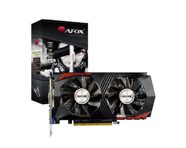 Placa de video afox geforce gtx750ti 2gb gddr5 128bit hdmi - dvi - vga - af750ti-2048d5h5-v7