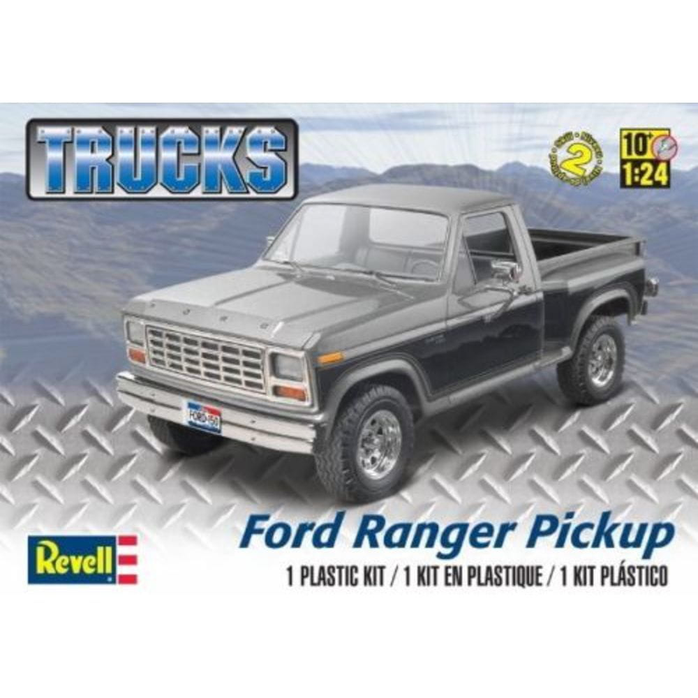 FORD RANGER PICKUP 1:24 REV 854360 - KIT PARA MONTAR