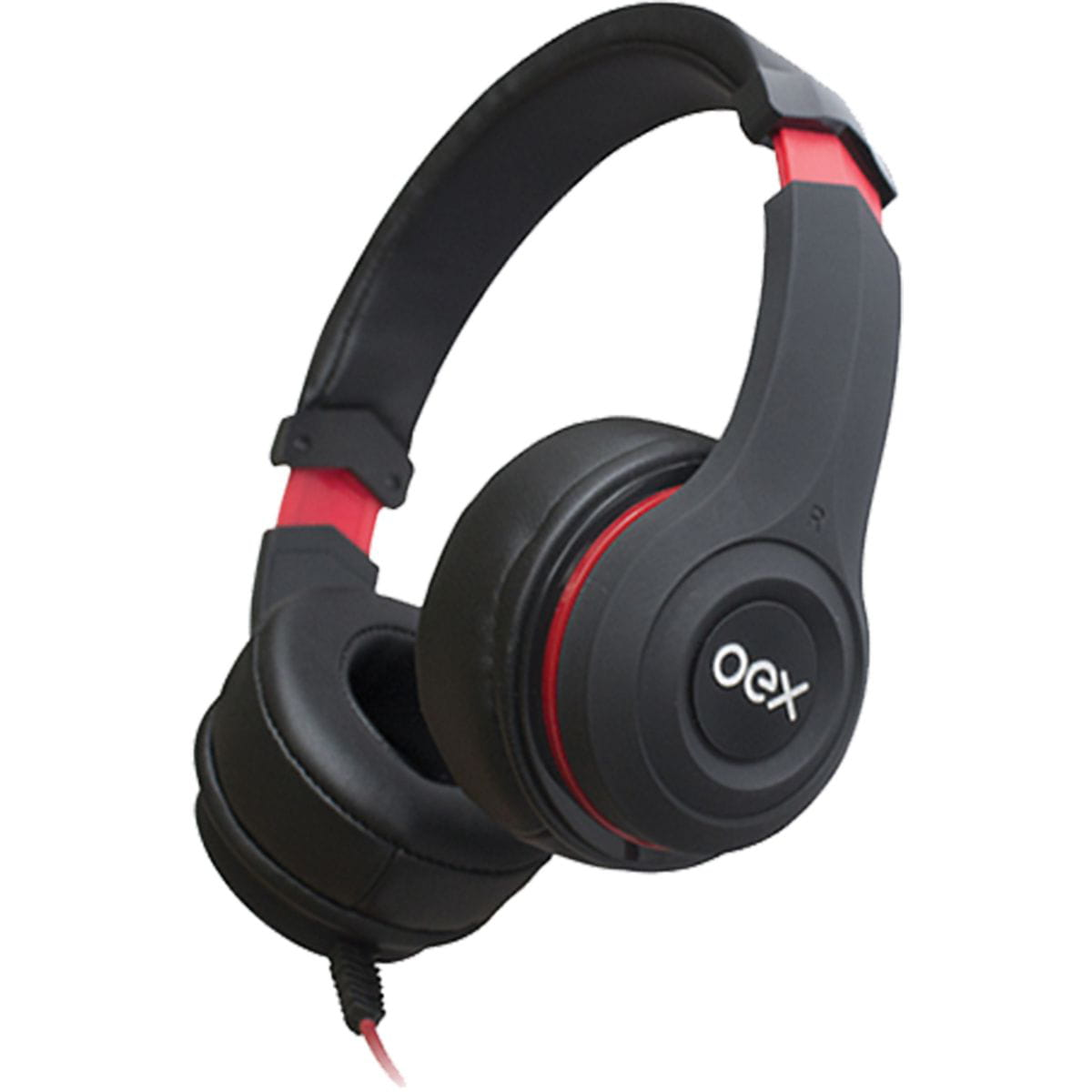 Headset Smooth Hs204 Preto Oex