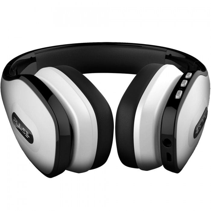Headphone Pulse Bluetooth Preto/Branco - PH152