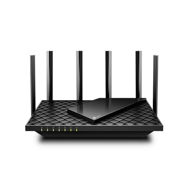 ROTEADOR WI-FI 6 TP-LINK 5400MBPS GIGABIT AX5400 MU-MIMO DUALBAND 2,4/5GHZ REF:ARCHER AX73