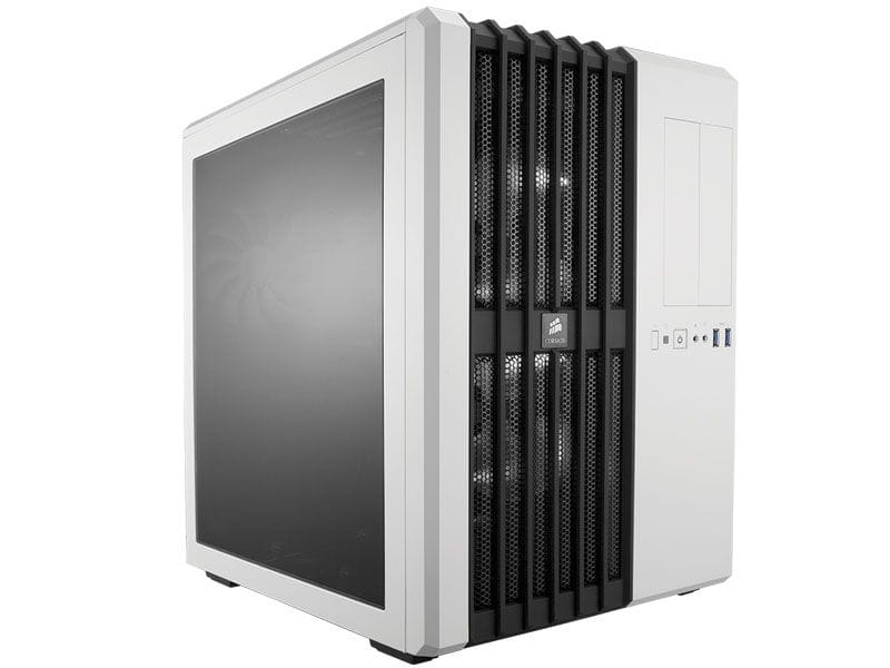 Gabinete gamer corsair cc-9011048-ww carbide series air 540 atx branco